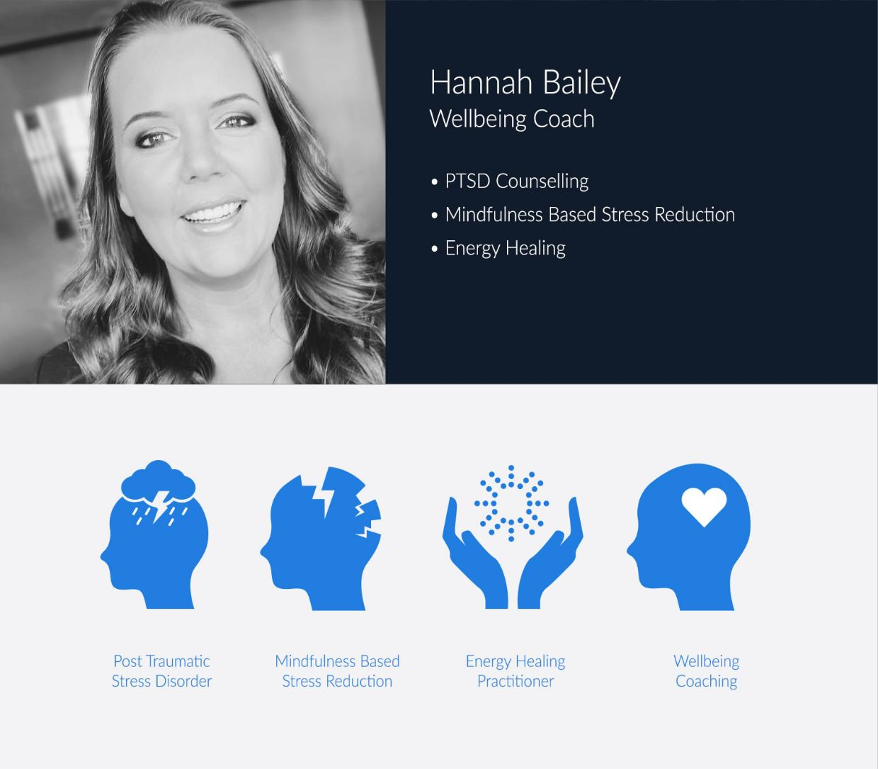 Hannah Bailey: Wellbeing Coach